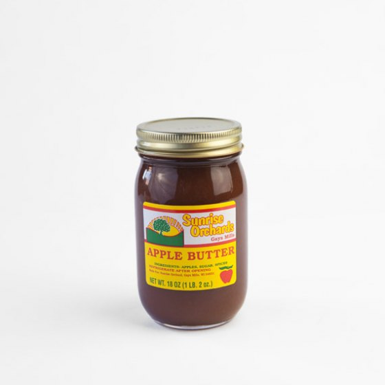 Sunrise Orchards Apple Butter 18 oz.