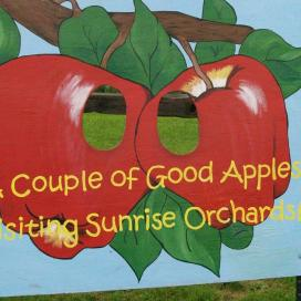 At Sunrise Orchards
