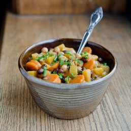 Butternut Squash Coconut Chili