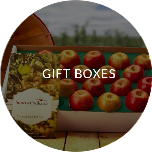 Gift Boxes from Sunrise Orchards