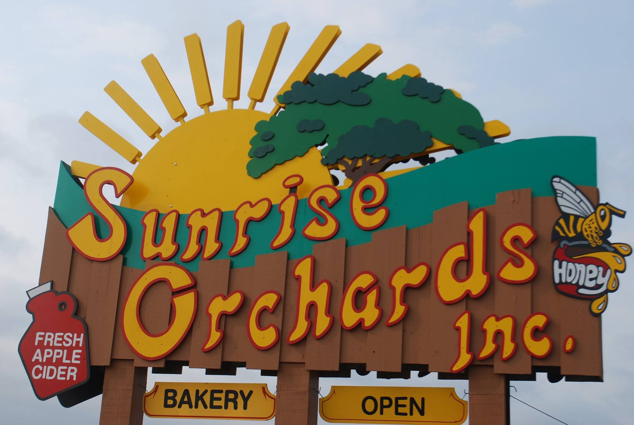 Directions and Hours - How to get to Gays Mills, WI | Sunrise Orchards