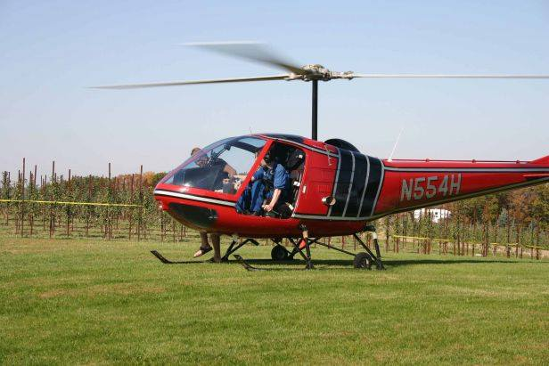 Sunrise Orchards Harvest Festival & Helicopter Rides October 19-20